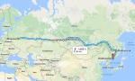 Семь лекций в Сибири и на Дальнем Востоке